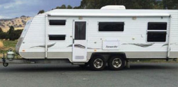 OZ RV Trader - oz cruiser caravans for sale